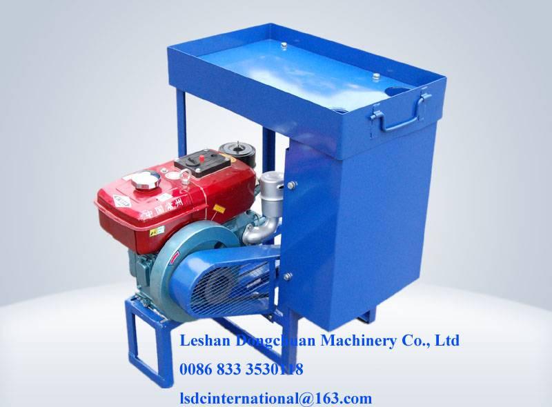 Engine driving big production cron thresher 5TII-150