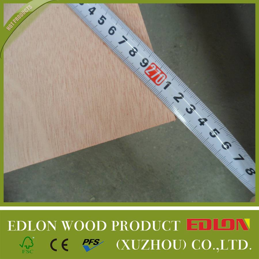 3.6mm 4.5mm 5.2mm Commercial Plywood,E0/E1/E2 Grade Bintangor Plywood