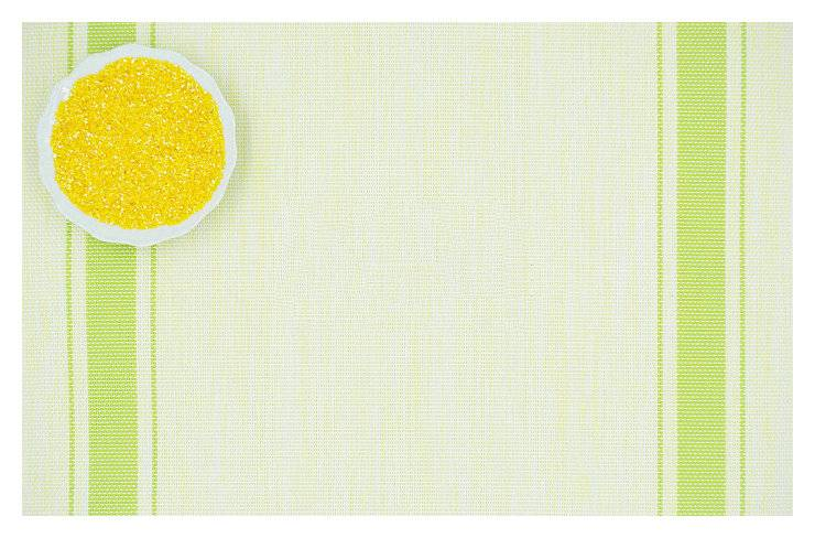 Netscoco Woven Vinyl Placemat PVC Placemat
