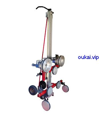 SQ-90AM hydraulic wire saw