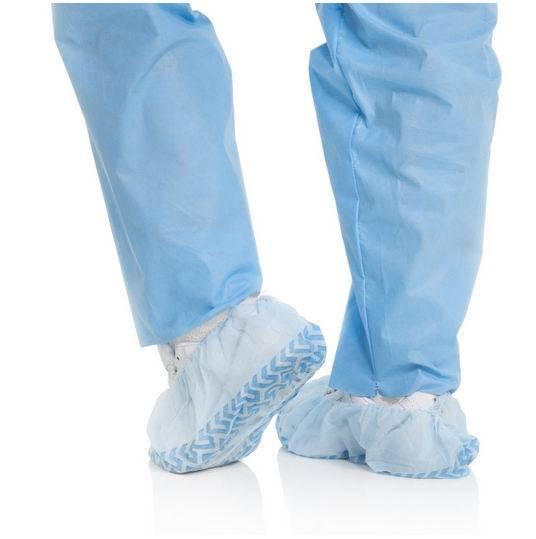 Disposable Non Woven Anti-Skid Shoe Cover