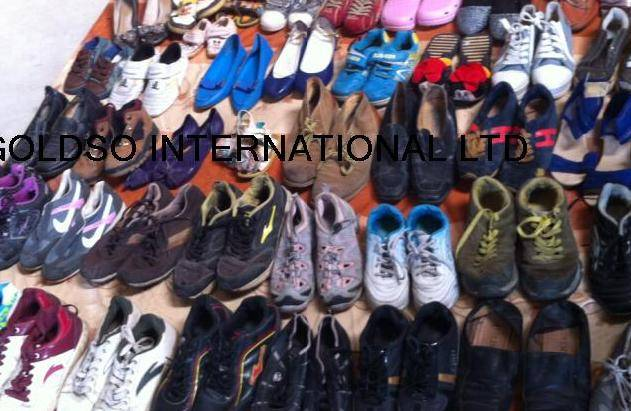 sell used shoes in good qualtity,low price