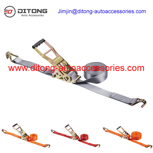 Top quality 11000LBS Heavy Duty Handle Ratchet lashing Belt