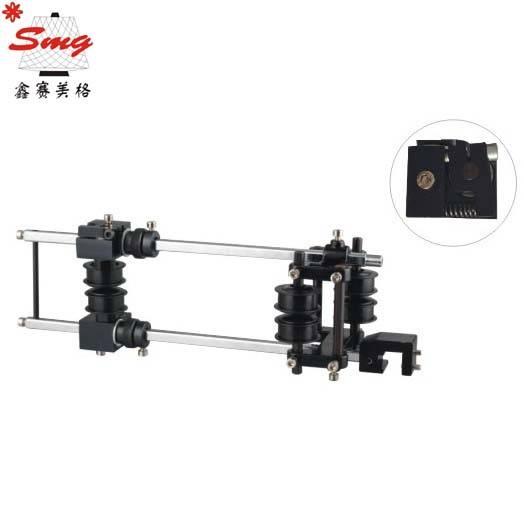 SMG 126A spring slight adjustment wheel set /tape tensioner set