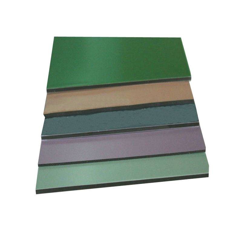 ACP, PVDFcoated, PE coated aluminum composite panel