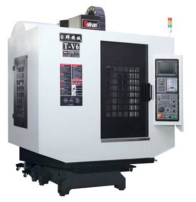 Taikan Parts and Product Machining Center T-V6