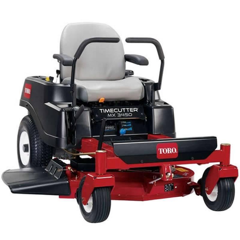 "Toro TimeCutter MX3450 (34"") 452cc Zero Turn Lawn Mower (2015 Model)"