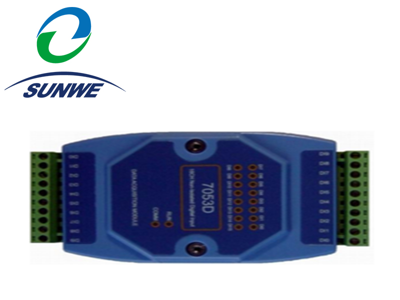 SUNWE 7053D remote switch acquisition module