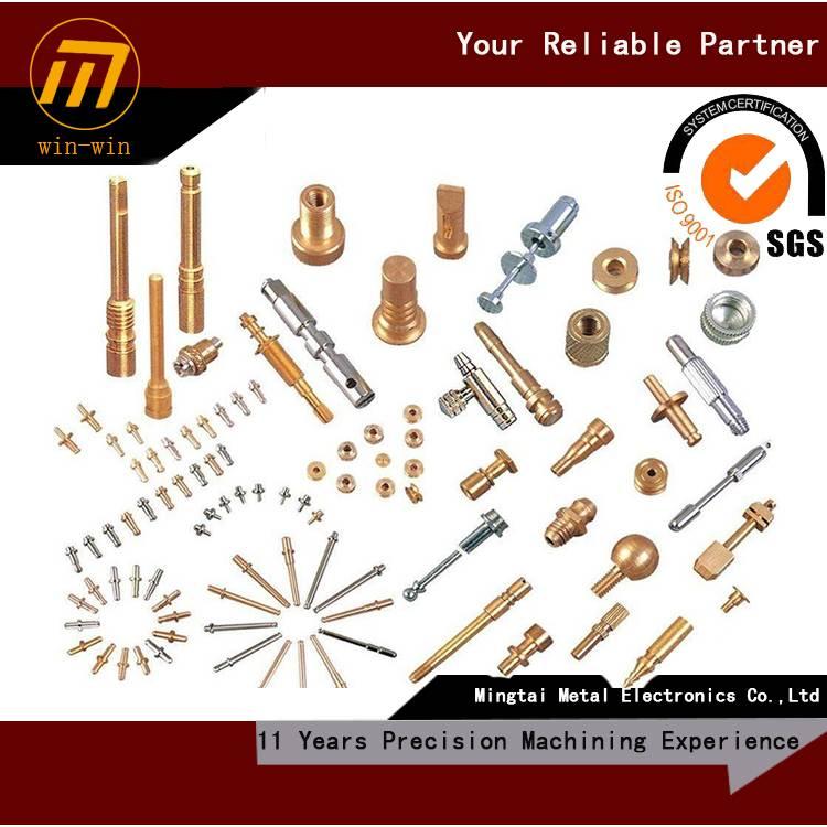 Custom  CNC precision machining metal parts