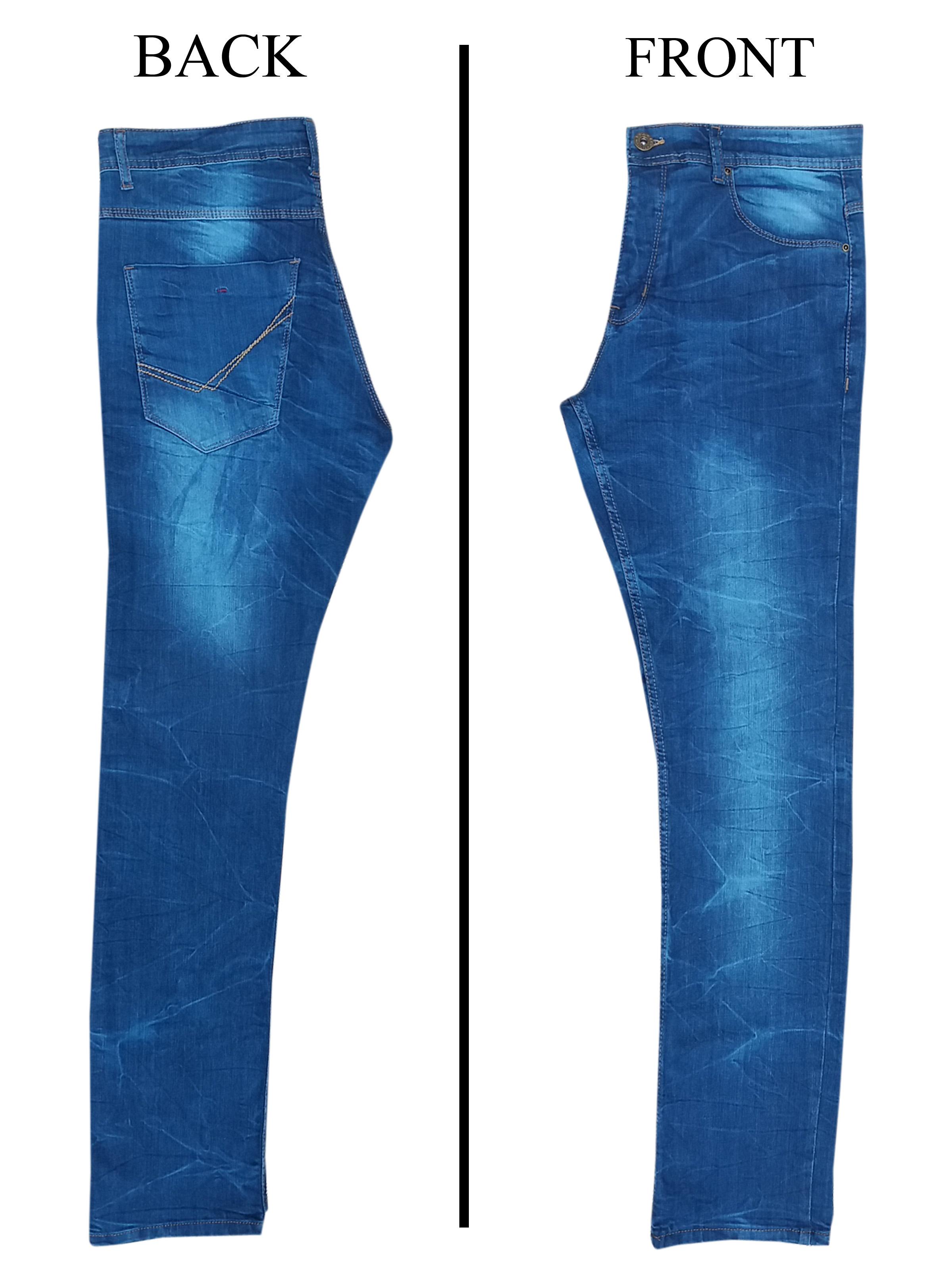 Men Jeans - Article # 166001 - 8.75 USD