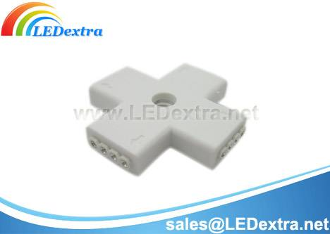 X Sharp LED Stirp Corner Connector