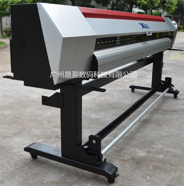 1440dpi high quality advertising ECO inkjet desktop machine for vinyl sticker and flex banner