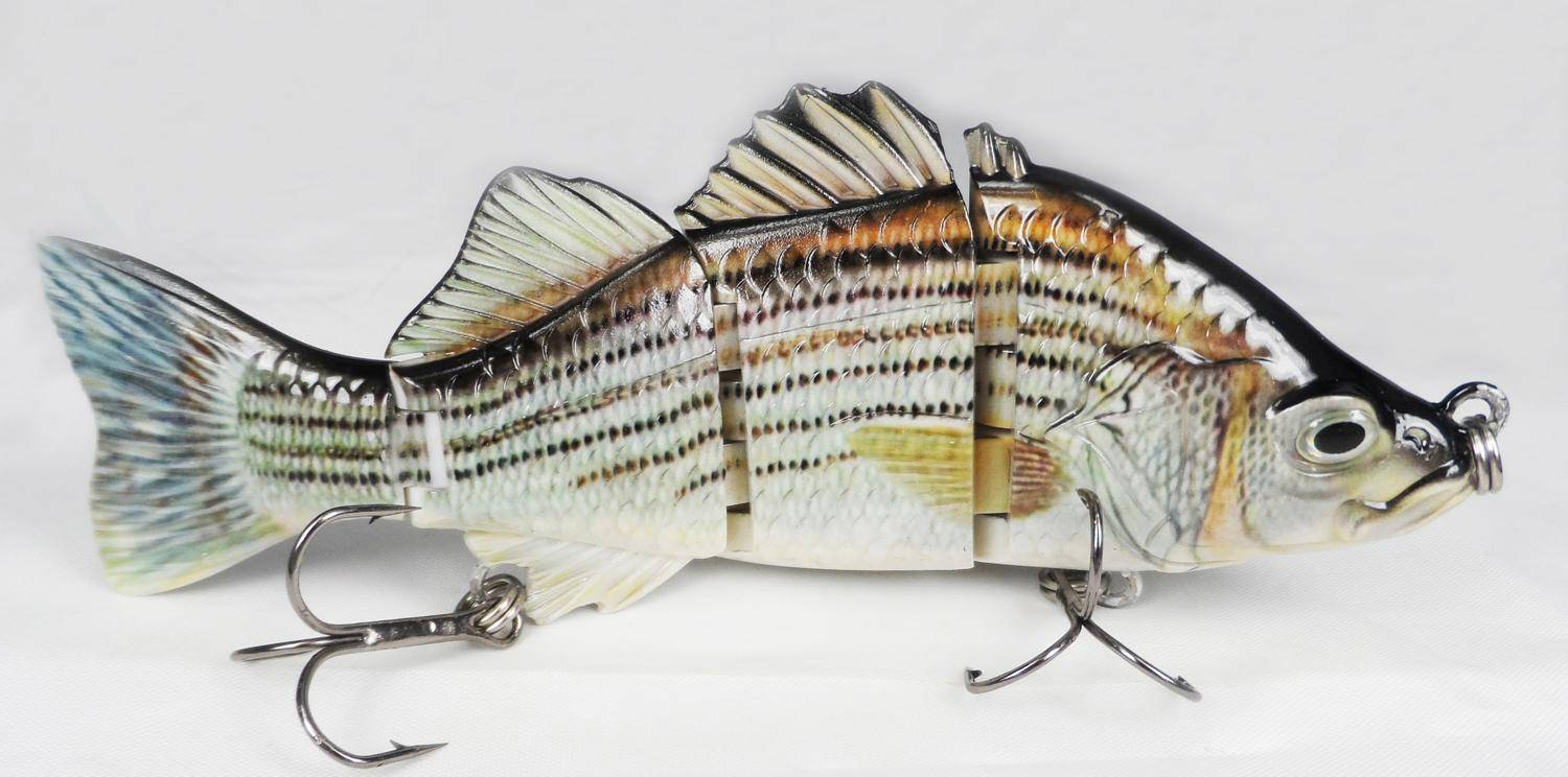 Four Section Bass Fishing Lure Manufacturers