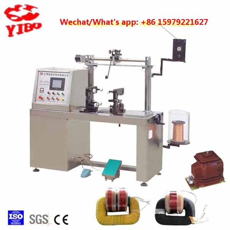 High Precision Winding PLC Control CNC PT Winding Machine YR450J