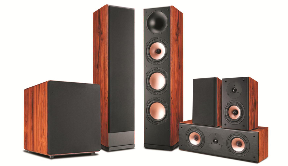 Home Theater System AW-HT3M speaker system Karaok system