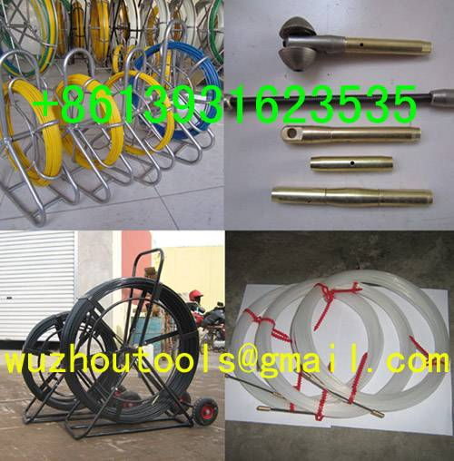 Home Fiber CageHand Rodder & Accessories Standard Duct Rodders