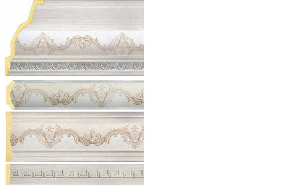 Luxurious Decorative Baseboard