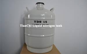 Liquid nitrogen tank 15L Cryogenic vessel
