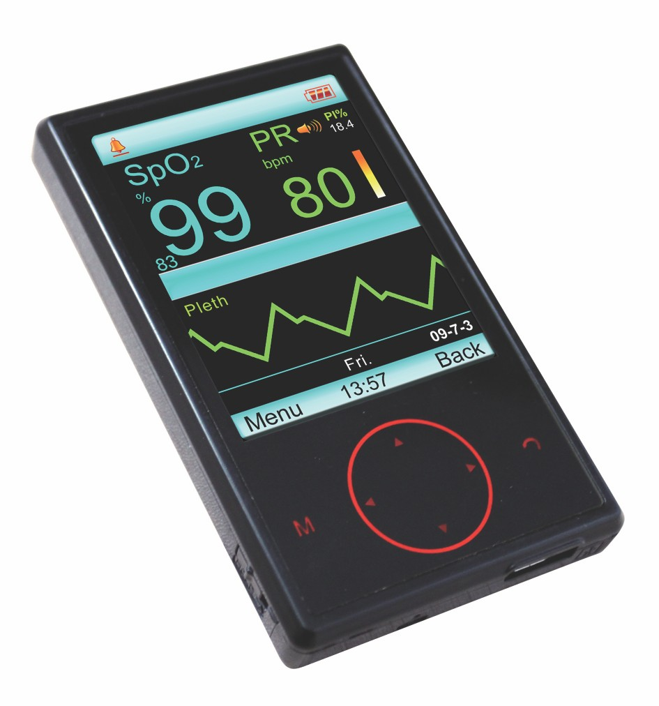 Pulse Rate Oximeter Oxyt with SpO2 Sensor From MeditechGroup