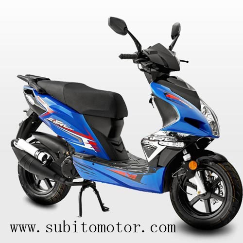 EEC GAS SCOOTER Euro 50CC 4T NEW DESIGN SPORTIVE SCOOTERS motor