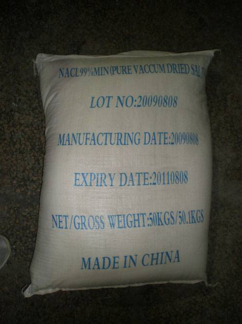 Refined Iodized Salt / Industrial Salt