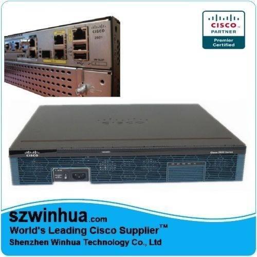 CISCO2911/K9 Brand New 100% Original Cisco Router