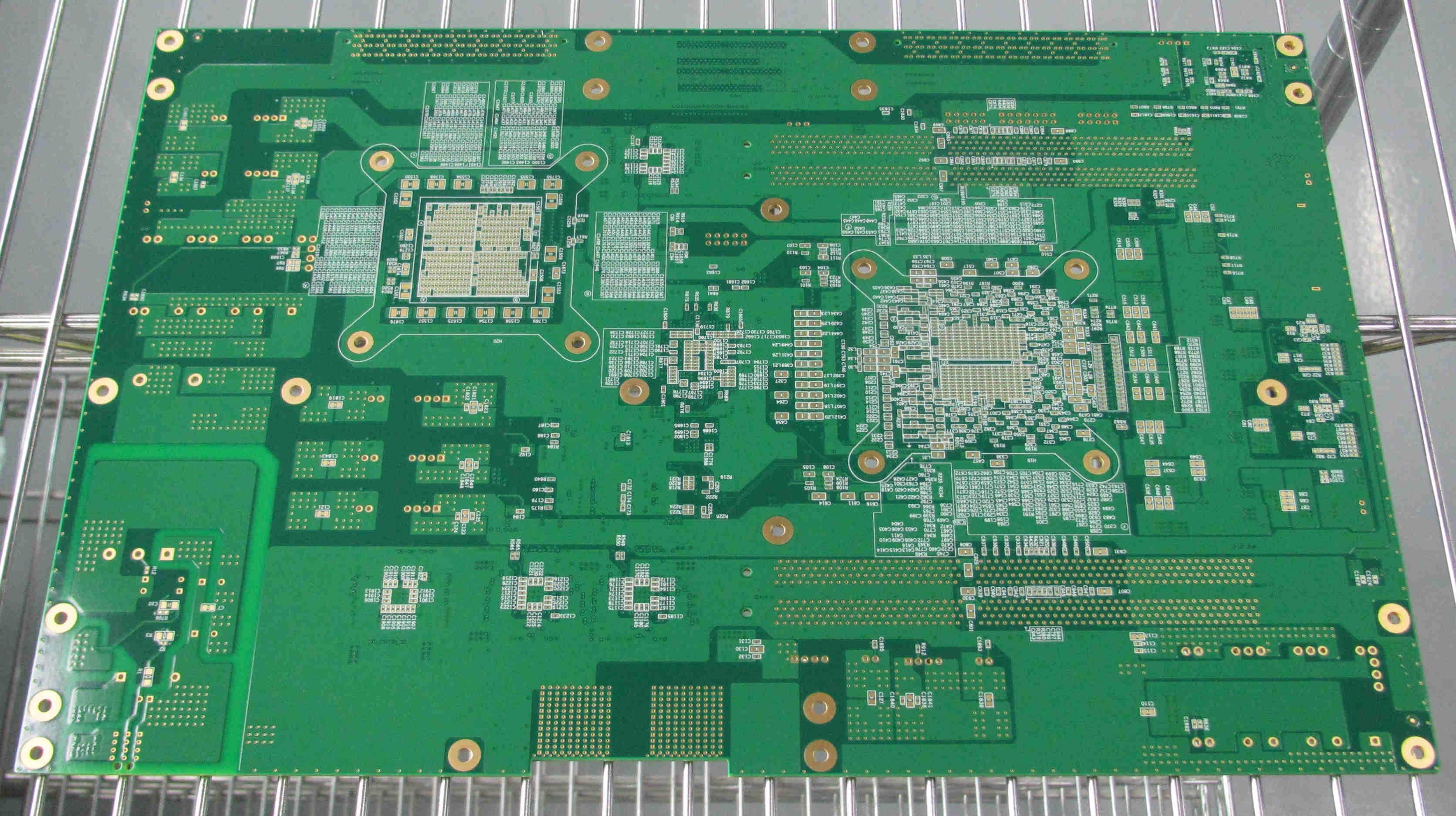 16 Layers Rigid PCB