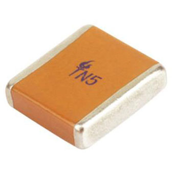 High Voltage Multilayer Ceramic Chip Capacitors-X7R Dielectric CT48 Series