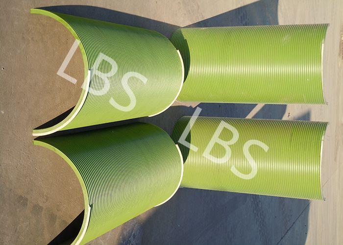 lebus grooved sleeve