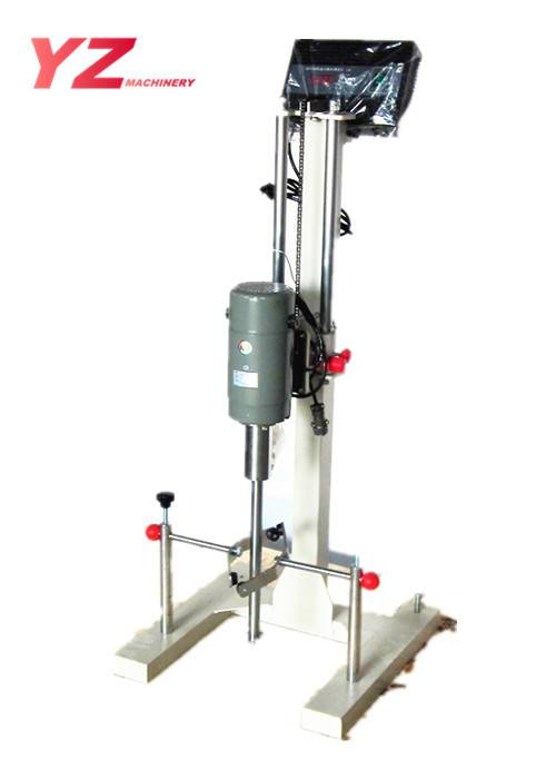 lab high speed dispersion machine for small batch