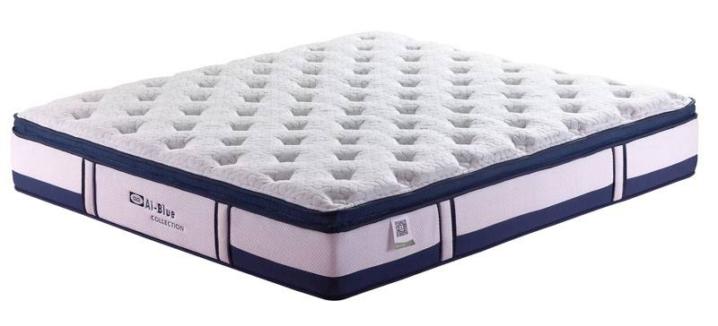 OLP-FP32 five zone 2014 New style best quality Latex mattress Intense fabric