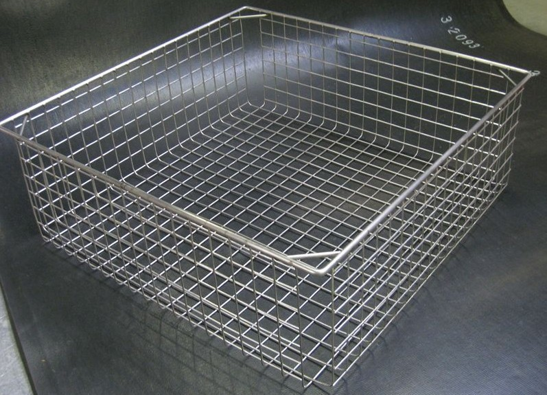 Wire mesh Basket Fabrication