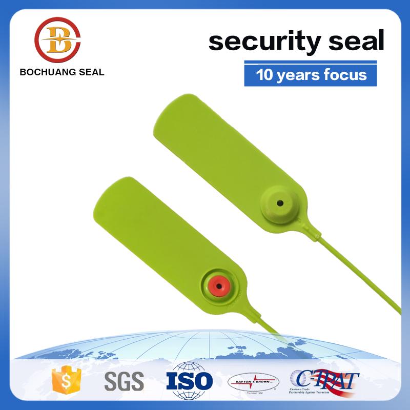 BC-P402 high security plastic seal door strip seal flex seal