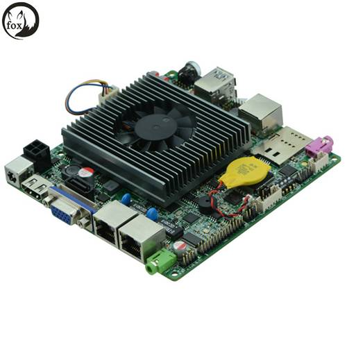 Nano-ITX Motherboard with Bay Trail /J1900 (ITX-N29_2L VER:1.3)