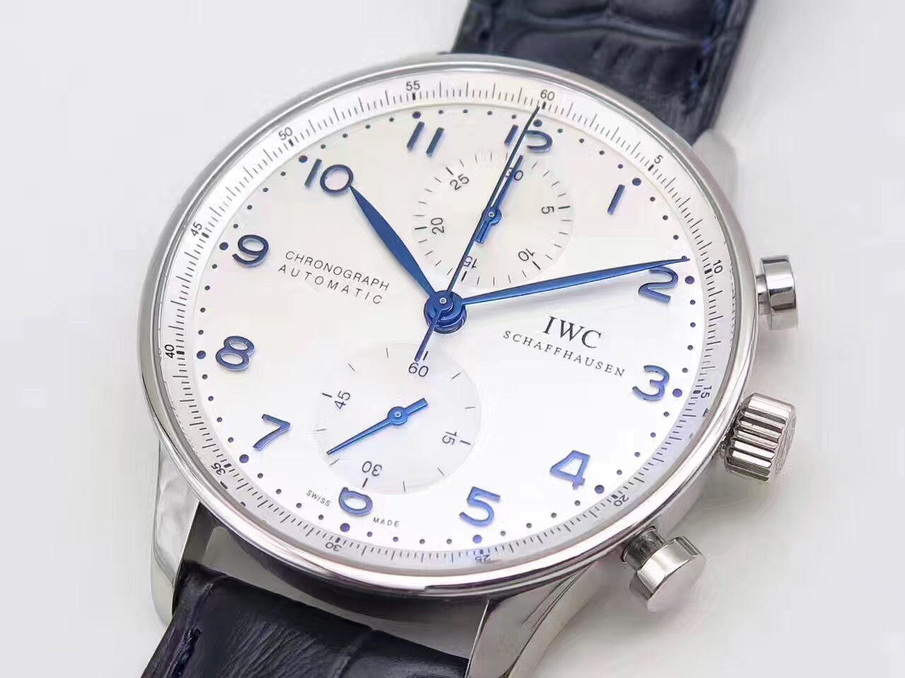 IWC chronograph automatic series