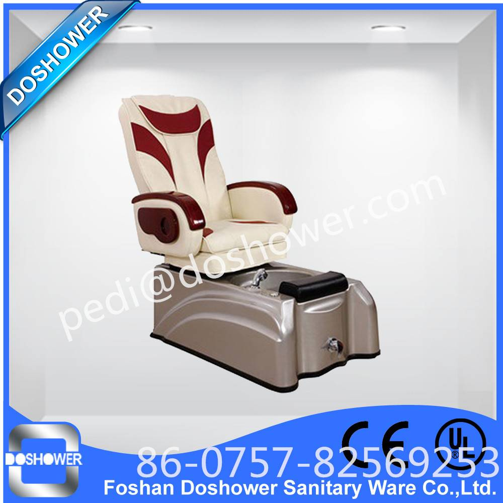 Doshower DS-2 pedicure spa chair with manicure pedicure set for sale