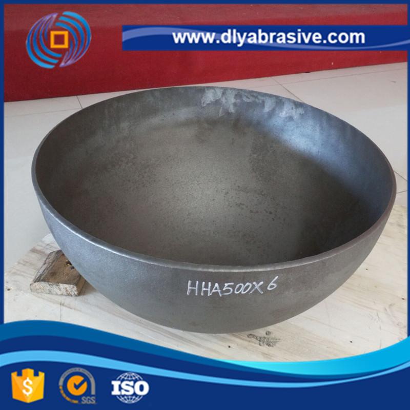 6mm 500mm to 1200mm Large Mild Steel Metal Half Sphere