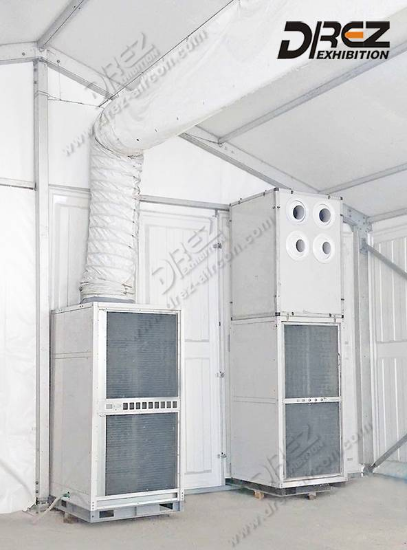 Drez 15hp Air Conditioner Packaged Ventilation, Cooling & Heating AC Units Cooling and Heating