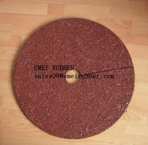 Rubber mulch tree ring wholesale