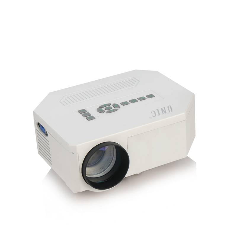 UNIC UC30 Mini LED portable projector, 1080p supported, OEM/ODM services are accepted