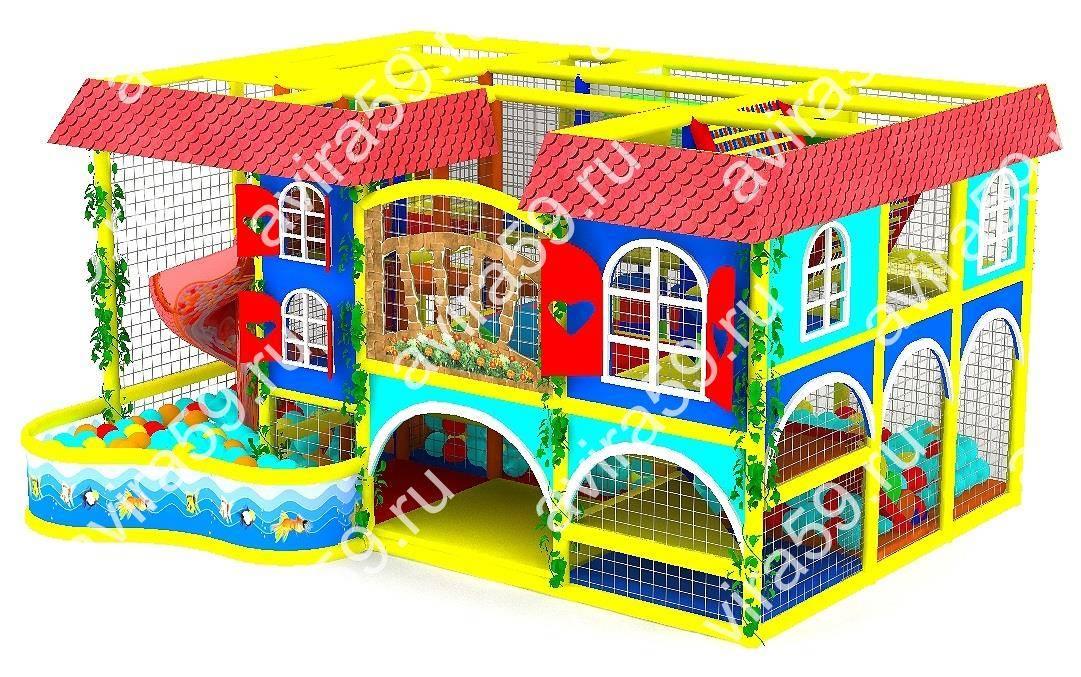 Indoor playground Fantazy Land