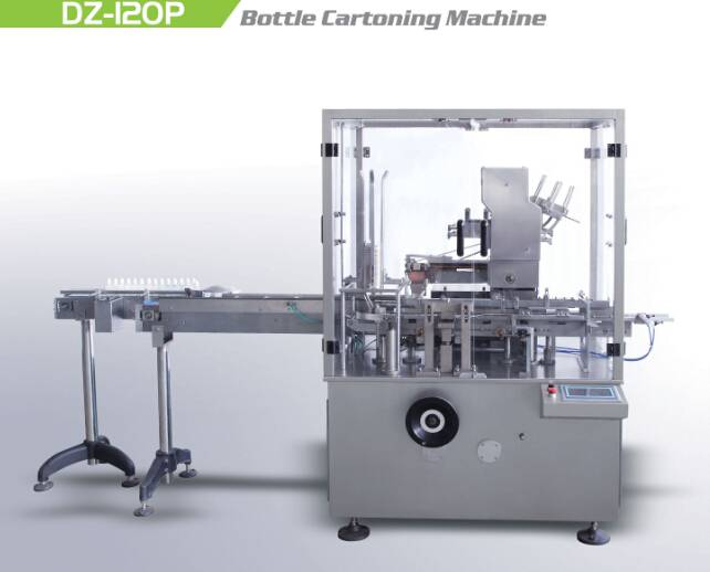 Hot Sale Bottle Cartoning Machine