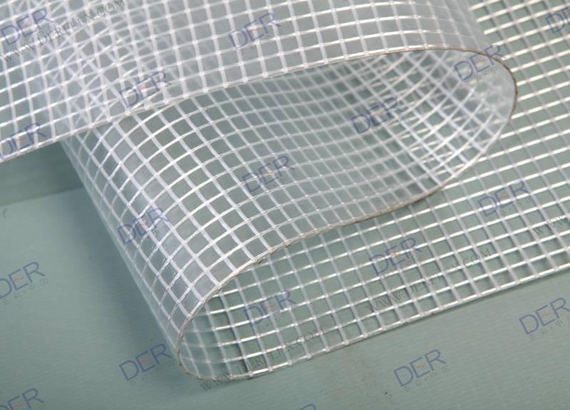 transparent tarpaulin