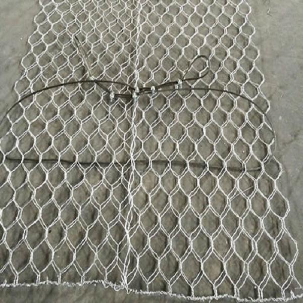 Mosaic Gabion Wire Mesh