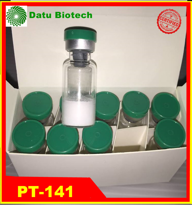 99% Purity PT-141 Peptide Bremelanotide/pt141/pt 141 10mg For Sale