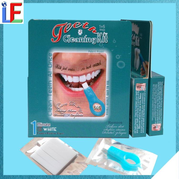 The Creative High Effective Magic Teeth Whitening Kit