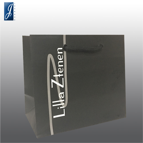 Customized promotional paper bag for LILLA