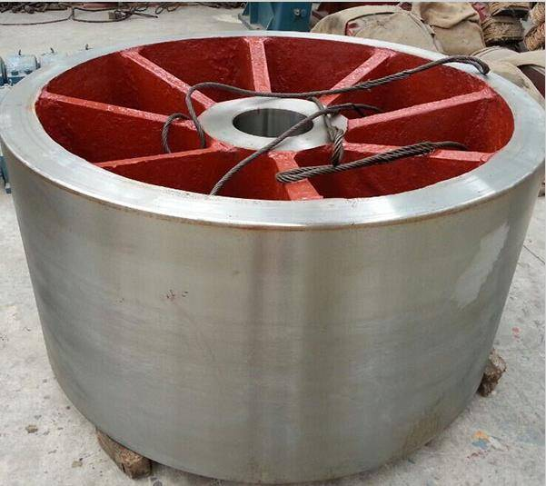 Thrust Roller/Support roller for Rotary kiln