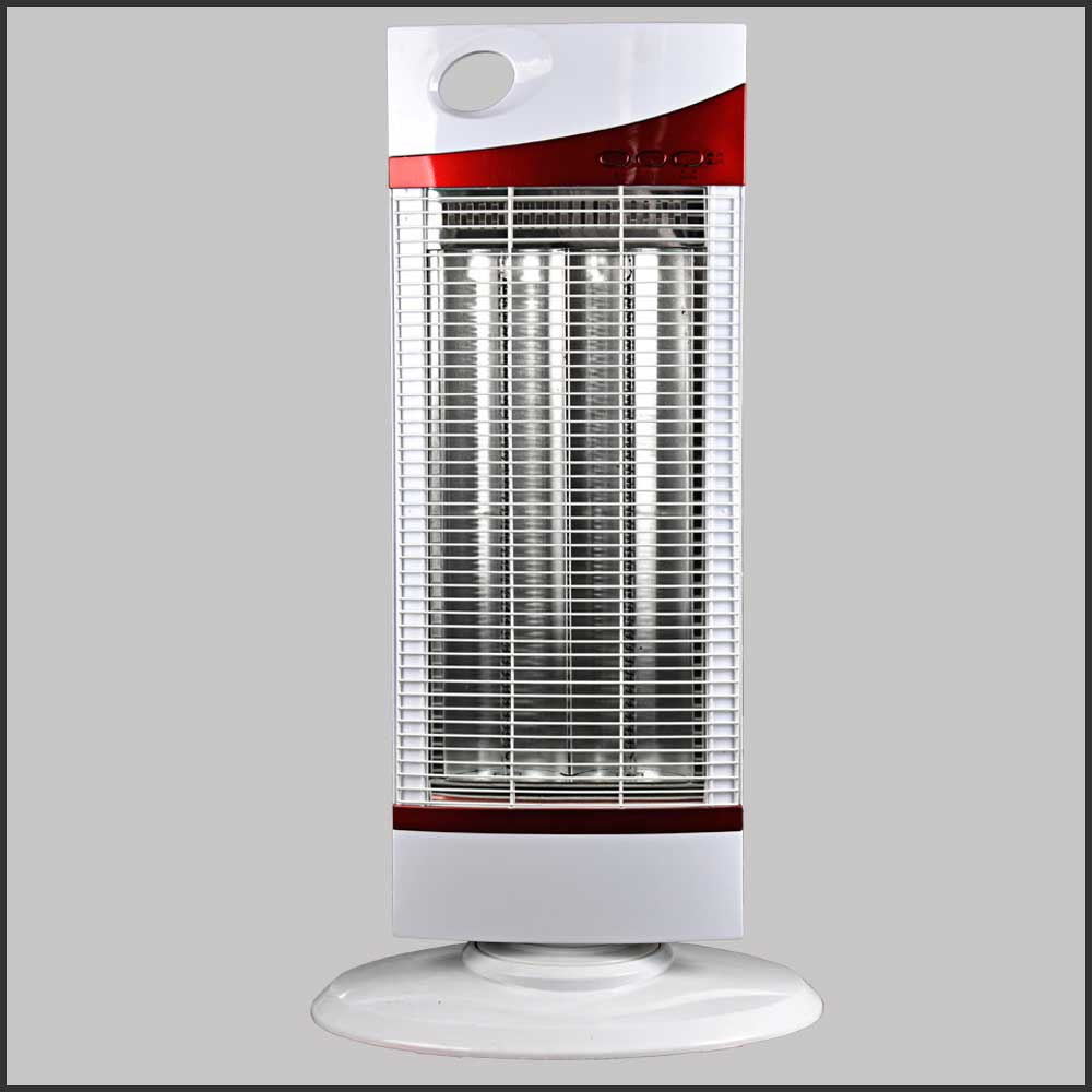 Equably heating Electric Carbon Fiber Infrared Heater portable