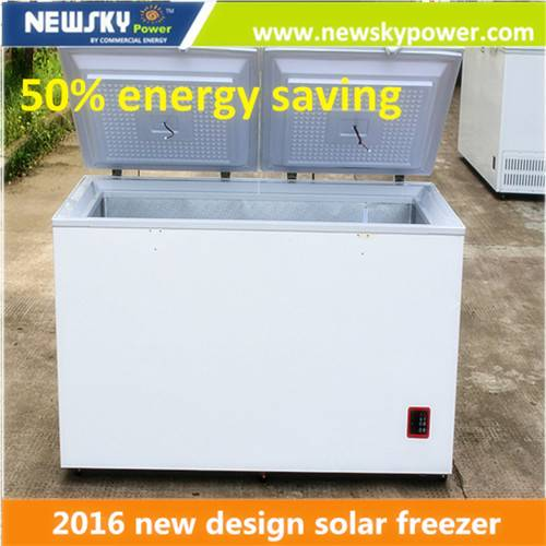50% Energy Saving 12v DC Solar Freezer